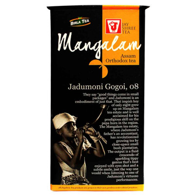 Assam Mangalam Orthodox Tea 100g