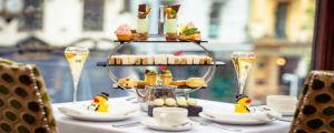 Custom and Etiquette of Afternoon Tea